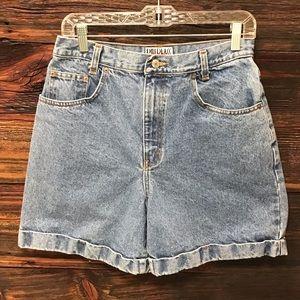 Bill Blass Vintage Short 90s Mom Jean High Rise 12